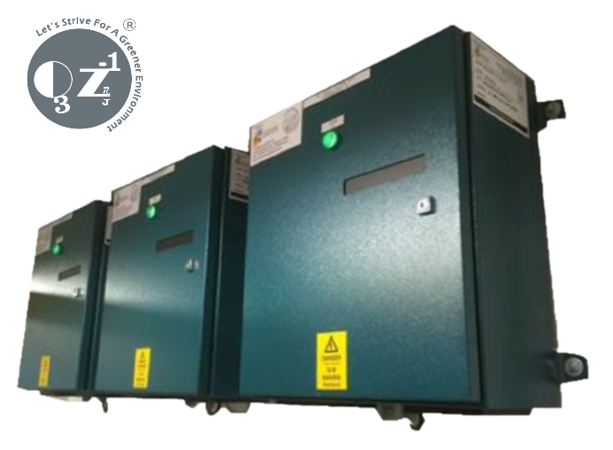 Oz Clean Air Cleaner system Image